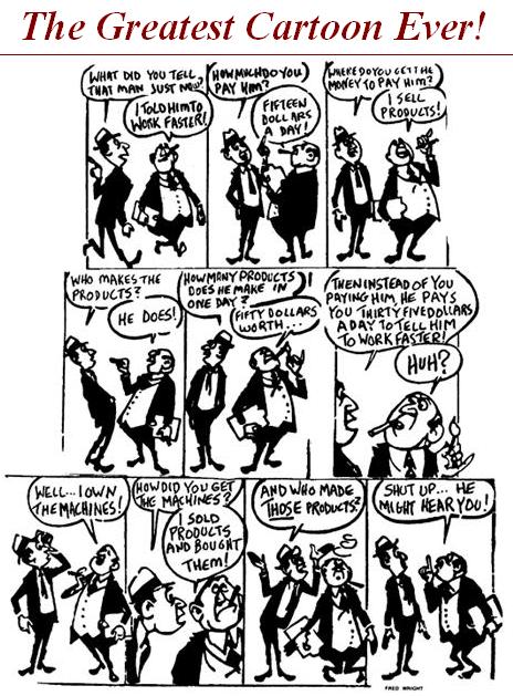 Marxist 'critque' of Capitalism!
